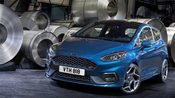 Усиленная версия Ford Fiesta получила 3-цилиндровый двигатель