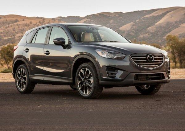 Mazda CX-5 стала самым продаваемым кроссовером января