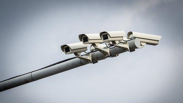Колиечество выписанных камерами штрафов в Москве за месяц выросло в 5 раз