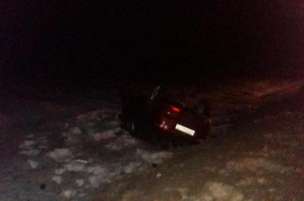 Водитель «легковушки» погиб в ДТП с грузовиком в Тульской области