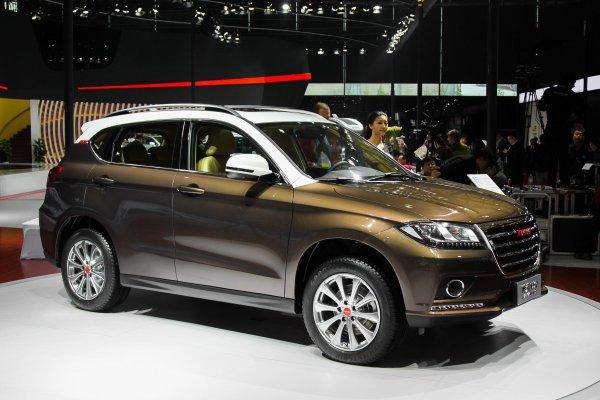 Lifan X60 лидирует среди китайских автомобилей в России