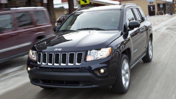 Jeep Compas доберется до рынка РФ к концу 2017 года