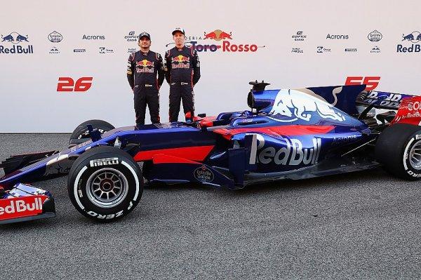 Toro Rosso поделила программу двух дней между пилотами