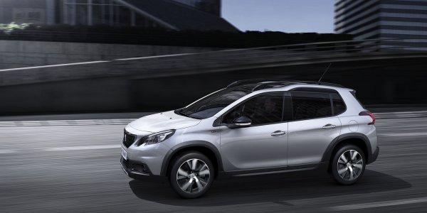 Вышел новый компактный внедорожник: Обзор Peugeot 2008 2017