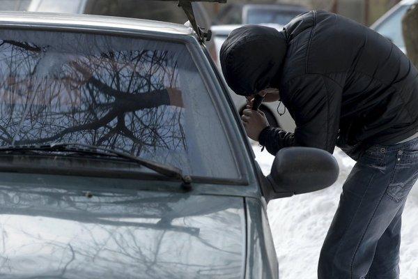 В Москве раскрыты почти все случаи угонов авто