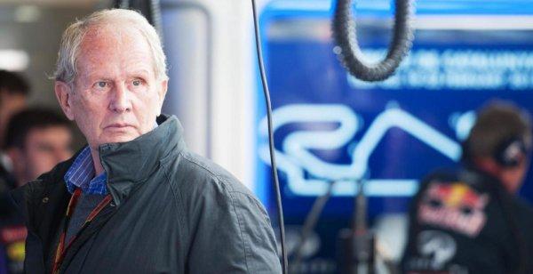 Хельмутом Марко отметил готовность Red Bull Racing побеждать