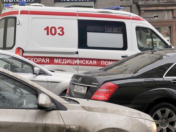 Штраф до 40 тысяч рублей будеь введен за непропуск «скорой»