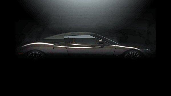 На Женевском автосалоне Spyker презентует C8 Preliator Spyder