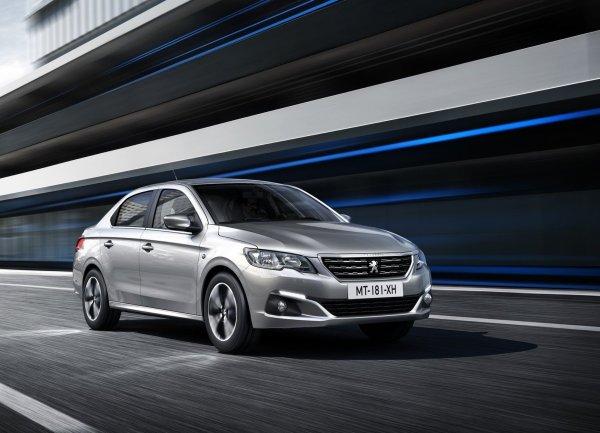 Обновленный Peugeot 301 дебютирует на рынке Китая 17 марта