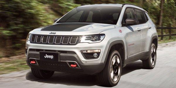 Американцы продемонстрировали внедорожник: Обзор Jeep Compass 2018