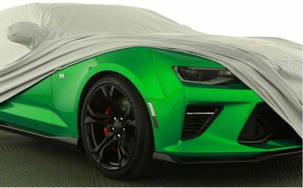 Chevrolet привезет в Женеву маслкар Camaro Track Concept