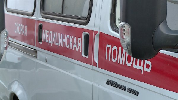 Два человека получили ранения в ДТП в Зеленограде