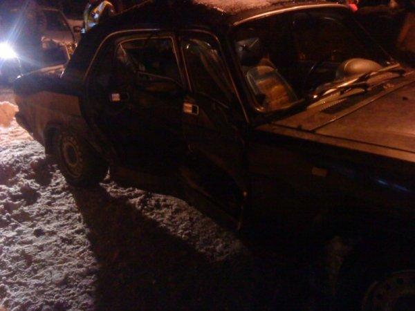 Серьёзное ДТП с участием двух автомобилей произошло в Ярославской области
