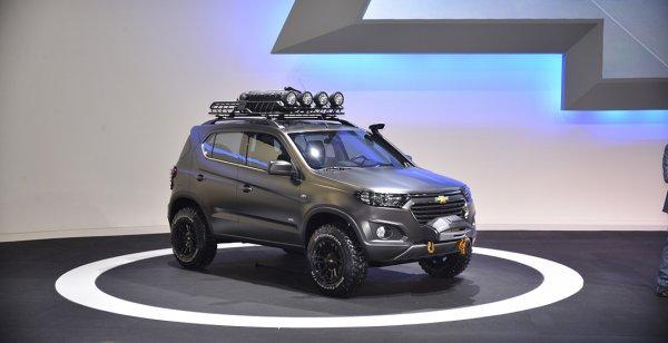 Появились подробности о новой Chevrolet Niva