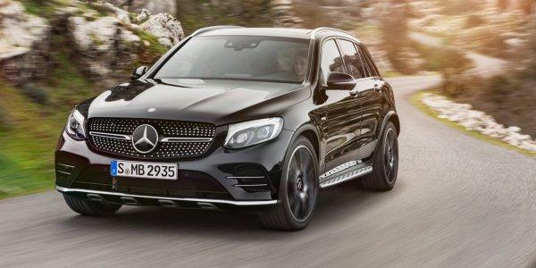 Немцы представили внедорожник: Обзор Mercedes-AMG GLC 43 2017