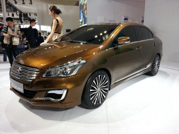 Российская линейка Suzuki пополнится новой моделью в 2018 году