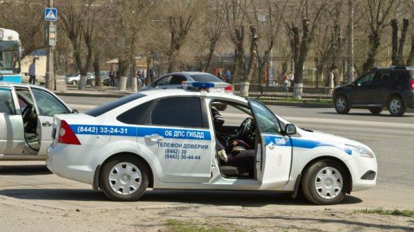 Путин поручил МВД активнее бороться с хамами на дорогах