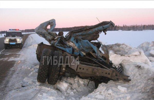 Пьяный водитель без прав устроил смертельное ДТП в Красноярском крае