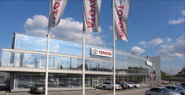 Дилеры Toyota и Lexus в России продали 40 тысяч автомобилей с пробегом
