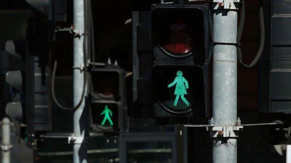 На улицах Мельбурна появились