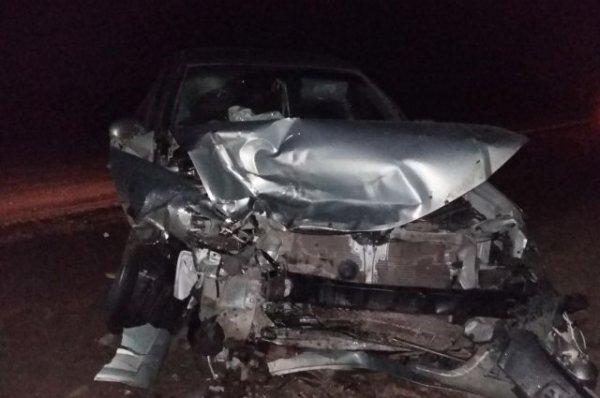 По вине пьяного водителя в Новосибирске произошло «тройное» ДТП