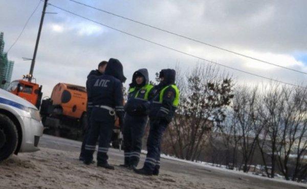 LADA Priora  насмерть сбил пенсионера в Оренбурге