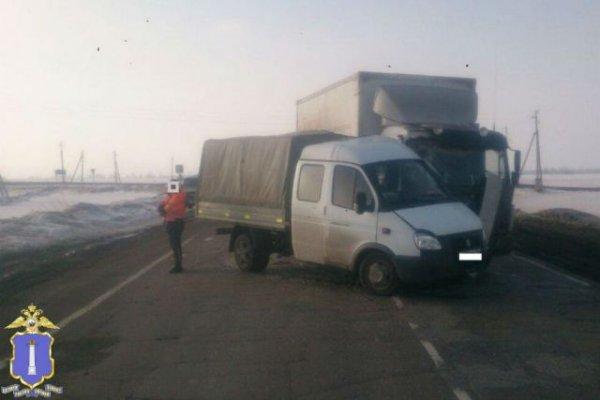 Два человека пострадали в ДТП на трассе «Ульяновск – Самара»