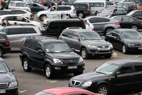 Рынок подержанных авто в РФ занимает 80%