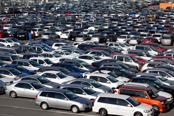 В российском автопарке насчитывается почти 50 млн машин