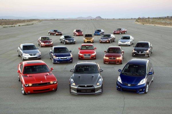 Импорт легковых автомобилей вырос на 2% в январе