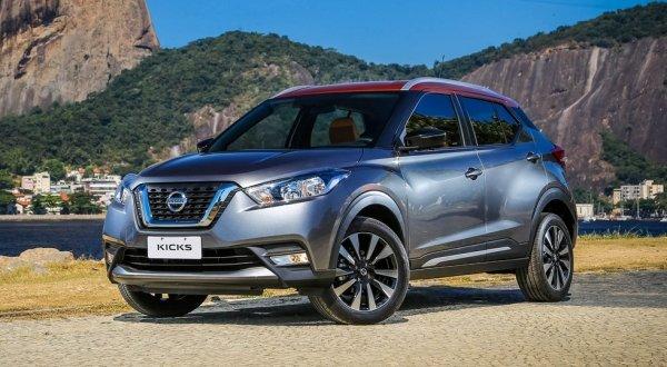 Кроссовер Nissan Kicks для Индии получит платформу Renault Duster
