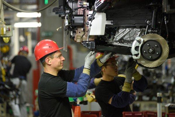 В 2017 году ожидается рост петербургского автопрома на 7%