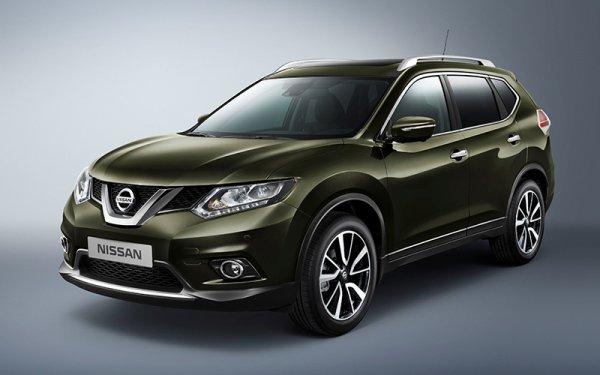 Nissan X-Trail стал самым продаваемым автомобилем марки в РФ