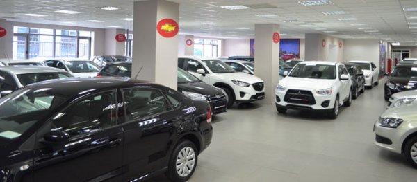 Опубликованы средние цены на автомобили, проданные в январе