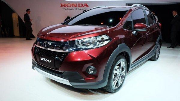 Кроссовер Honda WR-V дебютировал на рынке Бразилии