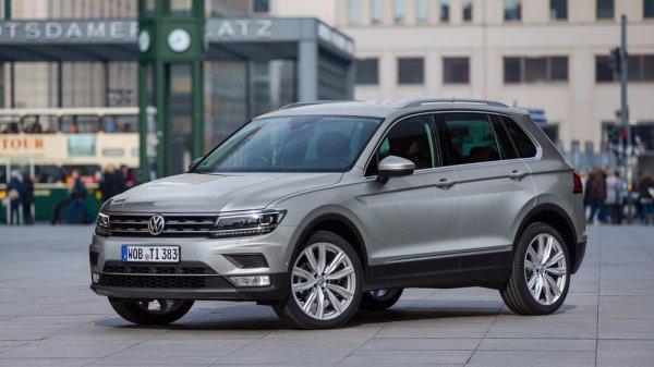 Volkswagen рассказал о глобальных продажах в феврале