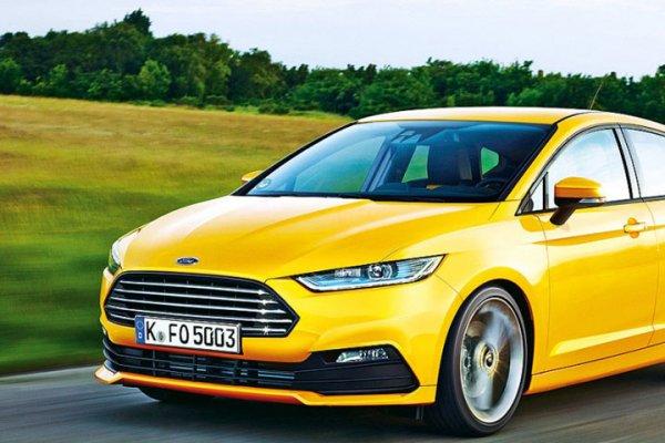 Ford планирует выпуск обновленного Focus четвертого поколения