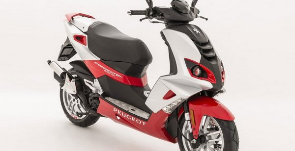 Peugeot анонсировал юбилейную линейку скутеров Speedfight