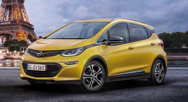 Французы после покупки Opel переведут машины на электричество