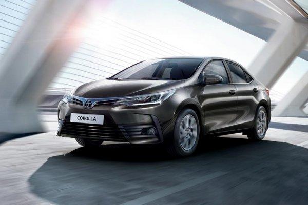 Toyota объявила о скидках на свои модели в России