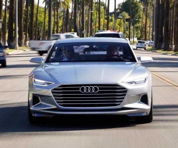 В Audi объявили дату премьеры нового седана A8