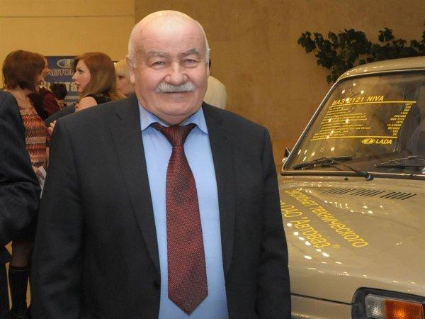 В Тольятти скончался разработчик ВАЗ-2121