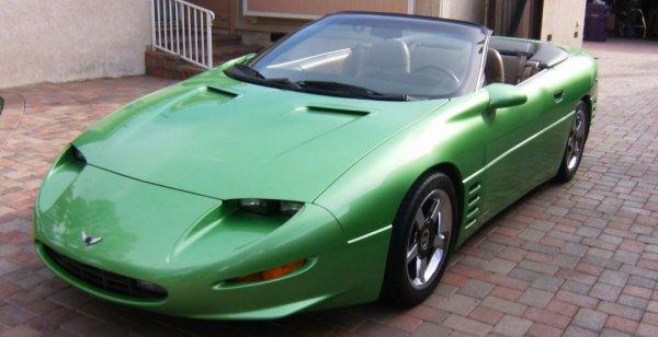 Callaway C8 Camaro конца 1993 года эксперты оценили в 20,1 тысячи долларов