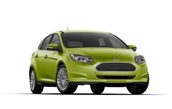 Ford расширяет цветовую гамму для хэтчбека Focus Electric