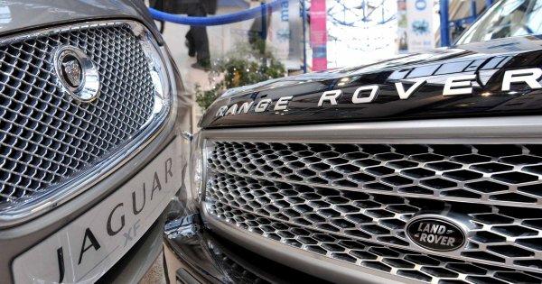 Jaguar Land Rover зарегистрировала 29 новых названий для будущих автомобилей