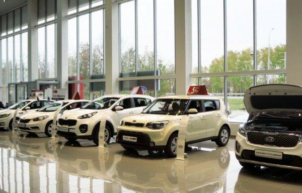 Каждый третий автомобиль KIA в феврале был продан в кредит