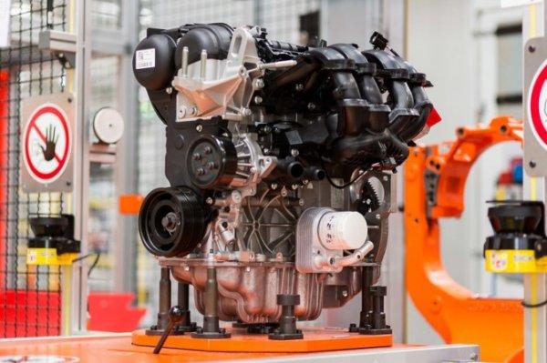 Моторный завод Ford Sollers в Елабуге выпустил 25-тысячный двигатель