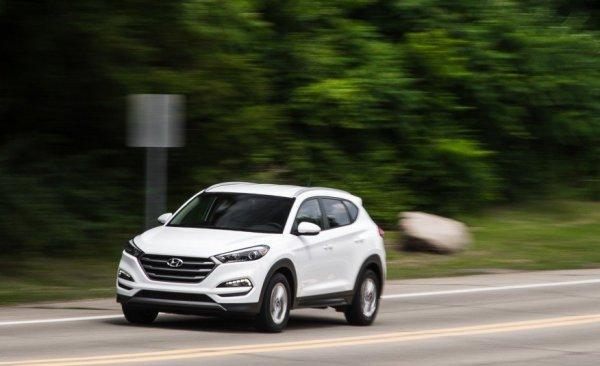 Представлен обновленный Hyundai Tucson 2017 модельного года