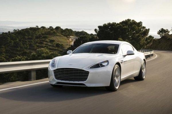 Британский Aston Martin планирует выпустить полностью электрический Rapide