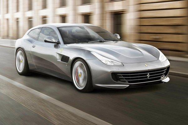Начались продажи нового Ferrari GTC4 Lusso T 2017